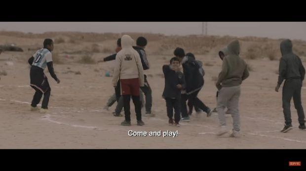 Nefta Football Club, Kisah Sepakbola dan Narkoba di Oscar 2020