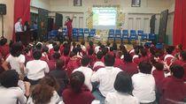 Murid SD Indonesia Juara Kompetisi Spelling Bee di Qatar