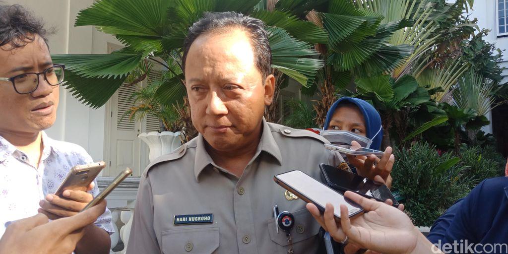 Kepala Dinas Bina Marga DKI Hari Nugroho.