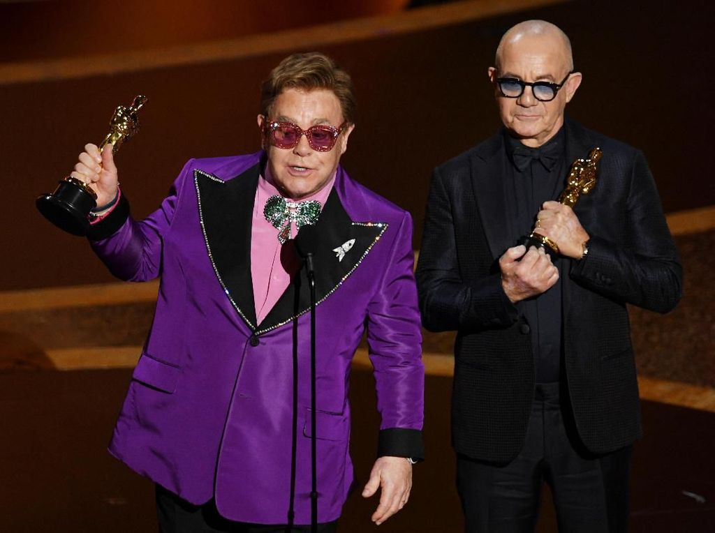 (Im Gonna) Love Me Again dari Elton John Menangkan Oscar 2020