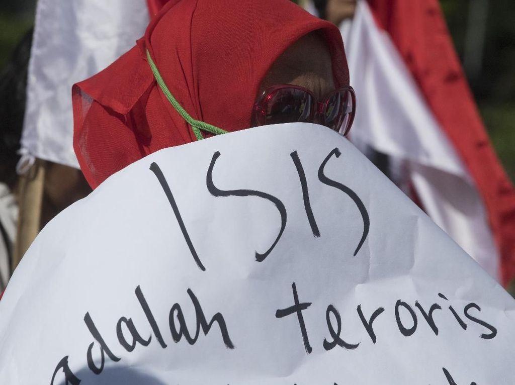 Pemerintah Cap Teroris WNI Eks ISIS
