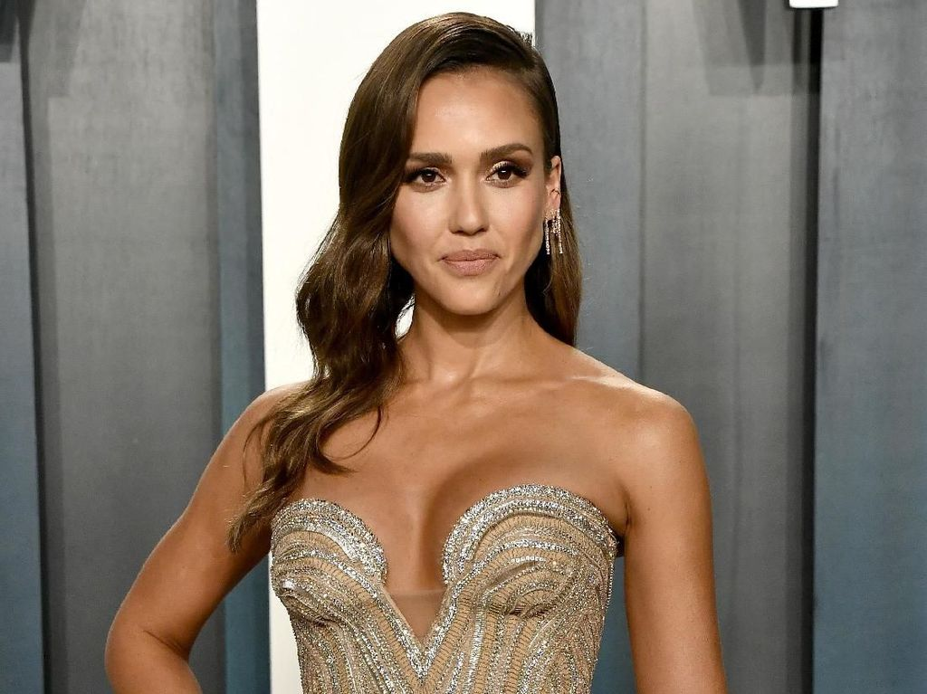 Jessica Alba dan Adegan Tersulit Sepanjang Karier Aktingnya