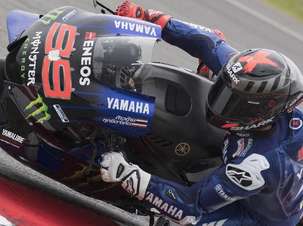 Jadi Wild Card, Lorenzo Comeback dari Pensiun di MotoGP Catalunya