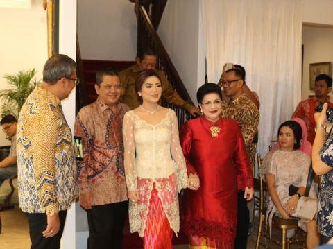 Pernikahan Cucu Soeharto & Pramugari Tajir, Rangkaian Acaranya Dimulai Hari Ini