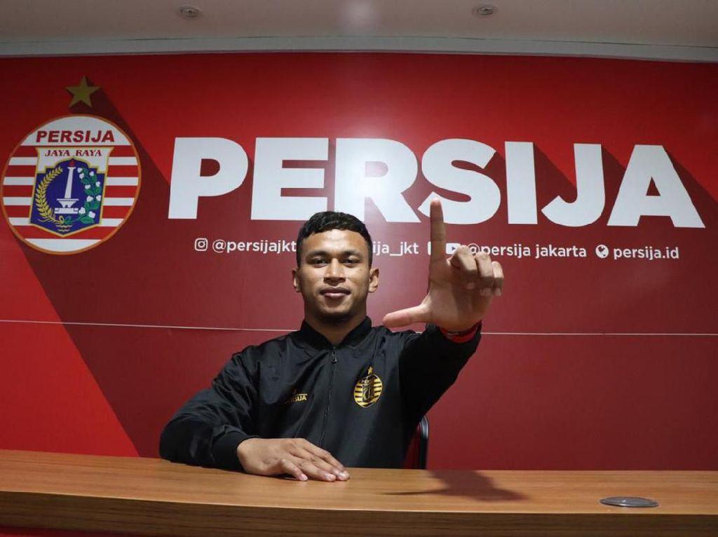 Kontrak Osvaldo Haay di Persija Lebih dari Rp 4,4 M?