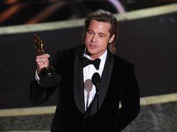 7 Fakta Brad Pitt, Pemenang Aktor Pendukung Terbaik di Oscar 2020