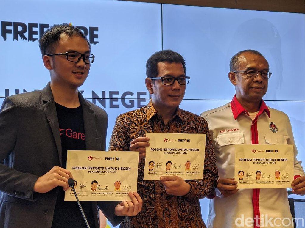 Indonesia Jadi Tuan Rumah Free Fire Championship Cup 2020
