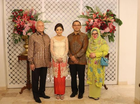 Ini yang Bikin Pramugari Raiyah Mantap Nikahi Cucu Soeharto