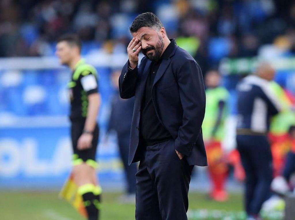 Gattuso: Napoli Rapuh Sekali!