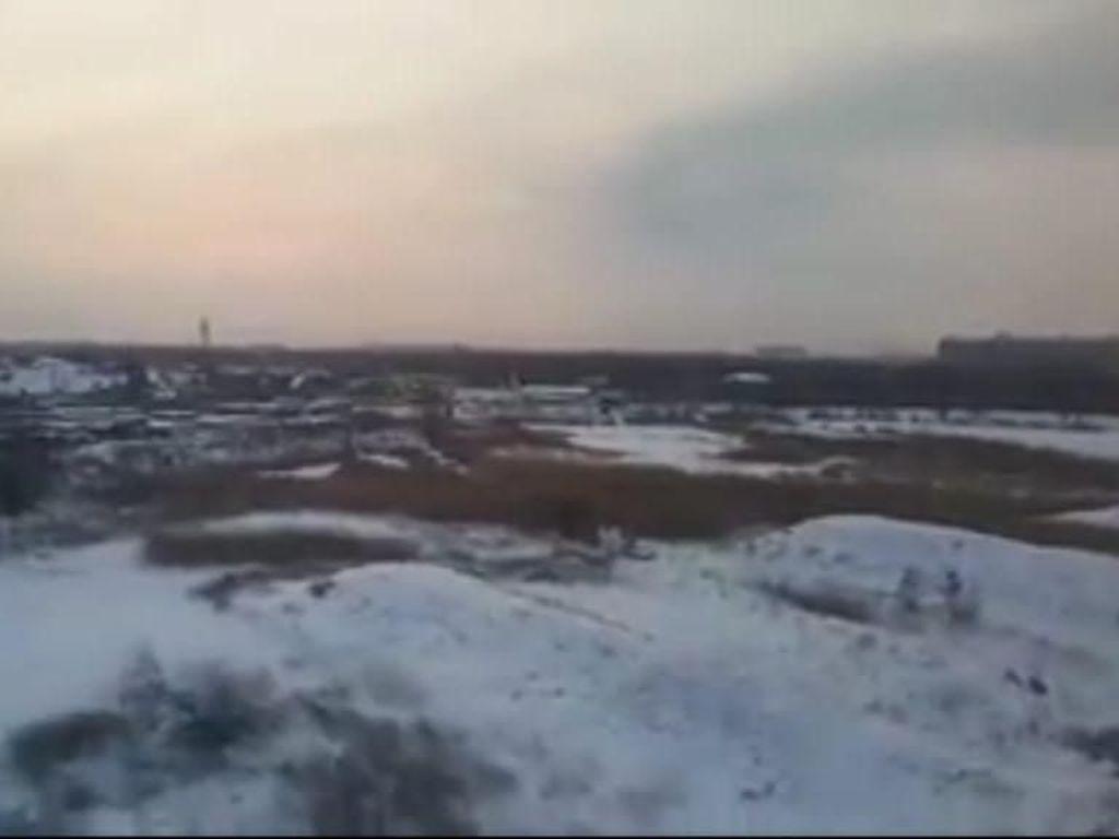 Bocoran dari Backpaker: Suasana di Kereta Trans Siberia Saat Musim Salju