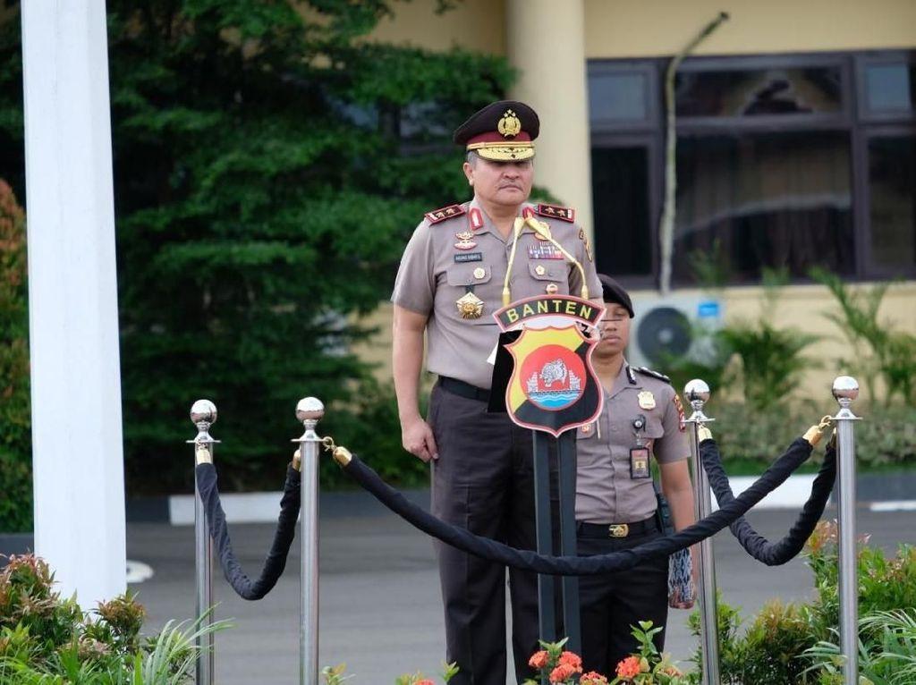 Kapolda Banten Pecat 8 Anggota yang Mangkir Tugas Sebulan