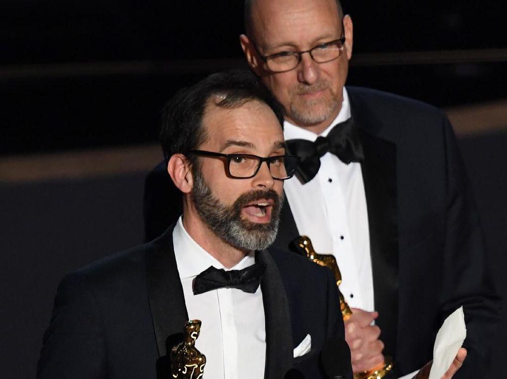 Ford v Ferrari Menang Best Film Editing di Oscar 2020