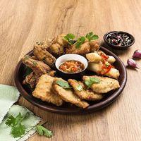 Yummy! Chicken Wings Bumbu Gurih, Manis, Pedas Ada di 5 Tempat Ini