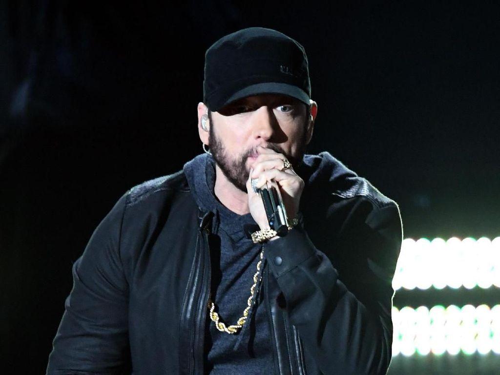 Ngebut saat Nge-Rap, Eminem Disebut Mariah Carey Juga Cepat Ejakulasi