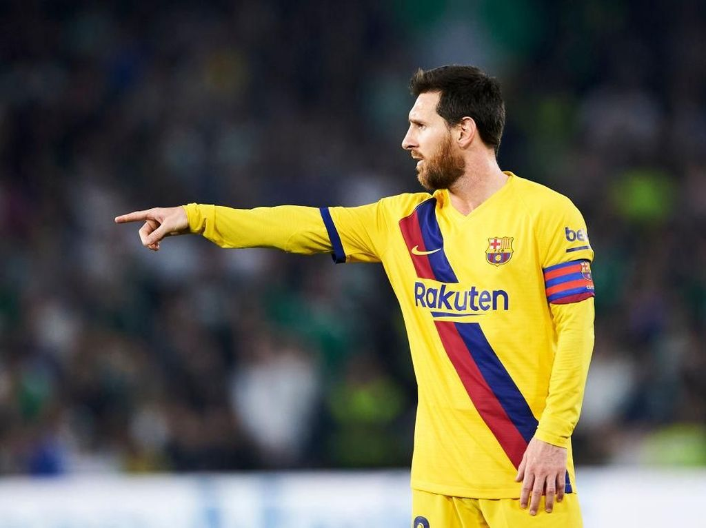 Lionel Messi Sudah Dua Digit Gol dan Assist, Susul Jadon Sancho