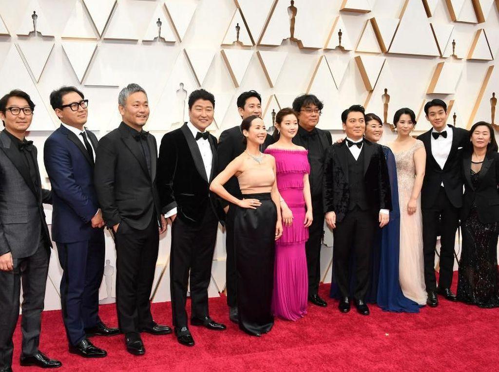 Presiden Korea Selatan Apresiasi Kemenangan Parasite di Oscar 2020