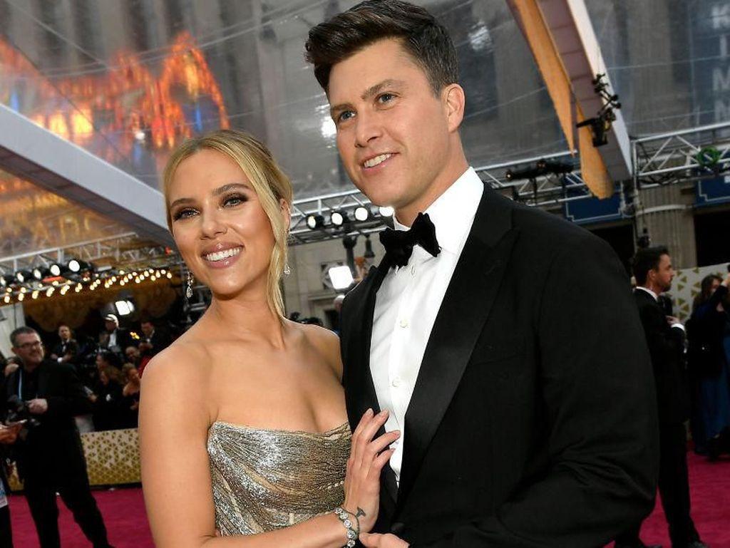Scarlett Johansson Galang Dana Rp 146 Juta dalam 24 Jam dari Pernikahannya