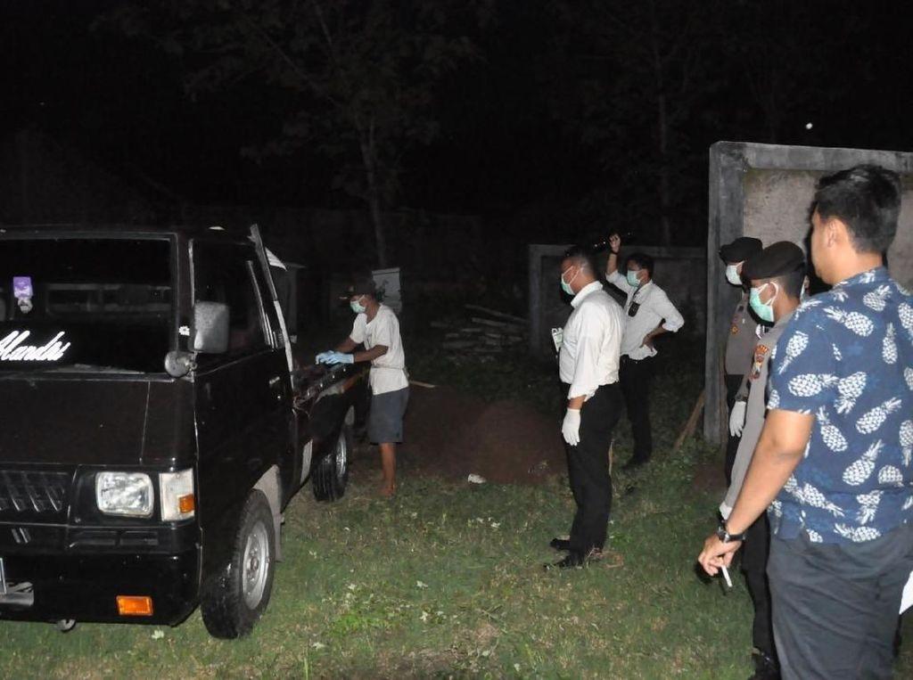 Polisi Wonogiri Gagalkan Peredaran 270 Kg Daging Sapi Glonggongan