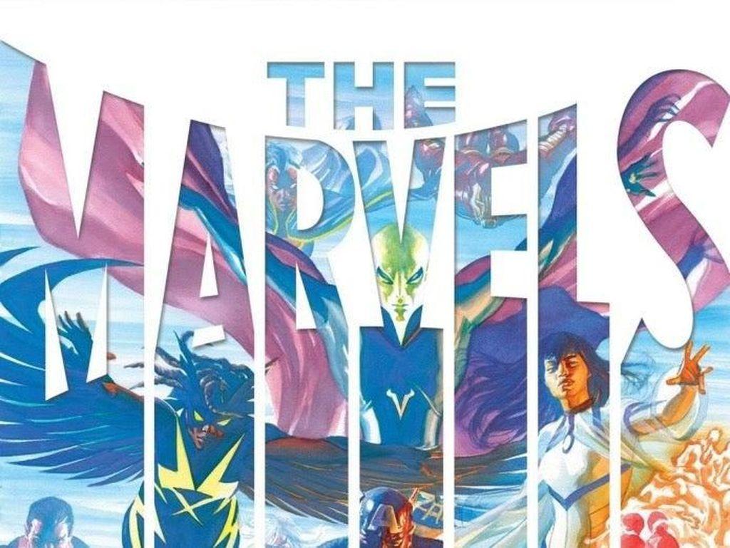 Marvel Goda Pembaca Komik Lewat Seri Terliar dan Terbesar