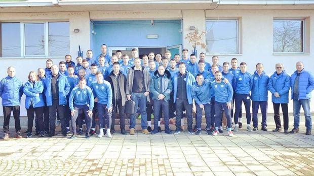 Skuat FK Radnik Surdulica