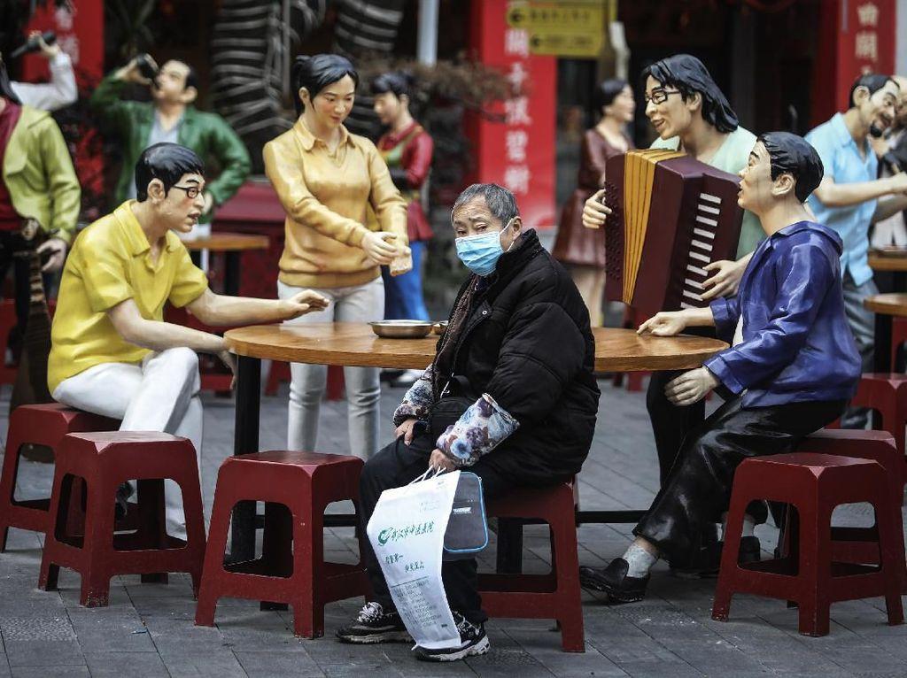 BPOM Tegaskan Virus Corona Tidak Menular Lewat Makanan