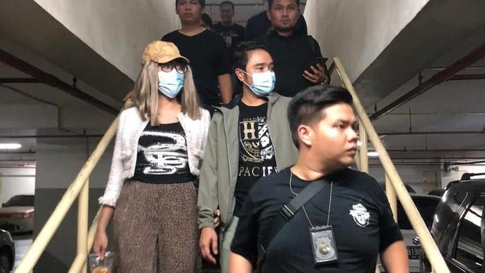 Lucinta Luna ditangkap polisi karena kasus narkoba