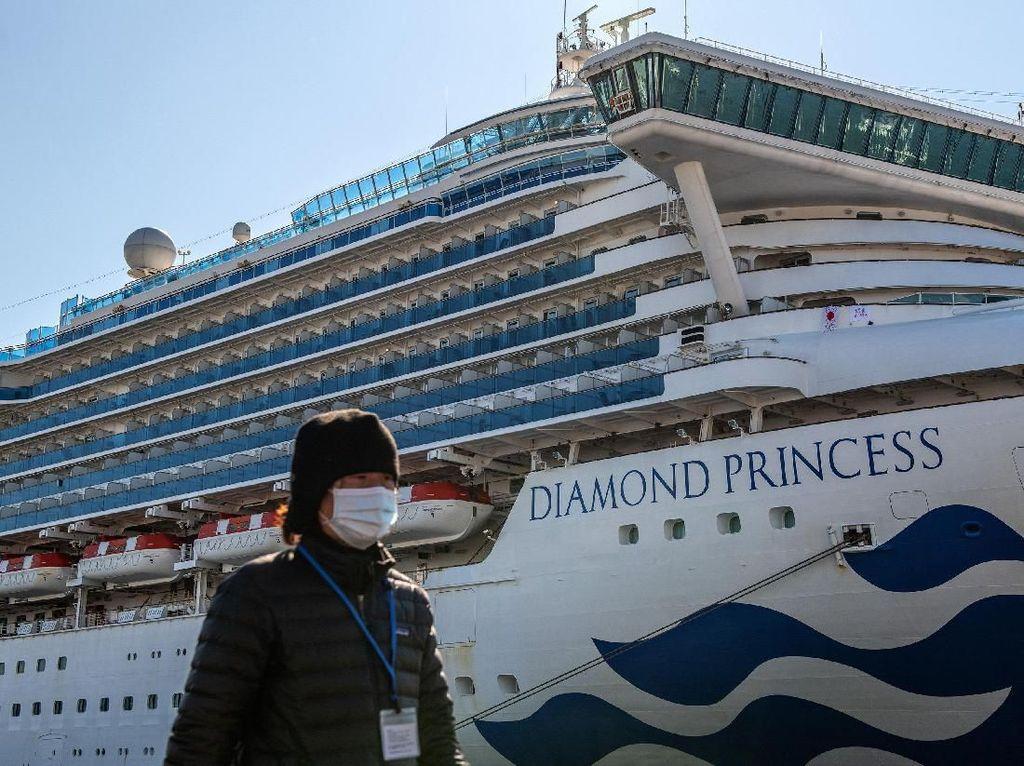 Kisah Penumpang Kapal Karantina Corona, Nonton Oscars Agar Tak Bosan