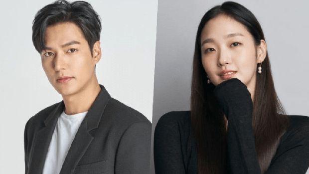 Kim Go Eun dan Lee Min Ho
