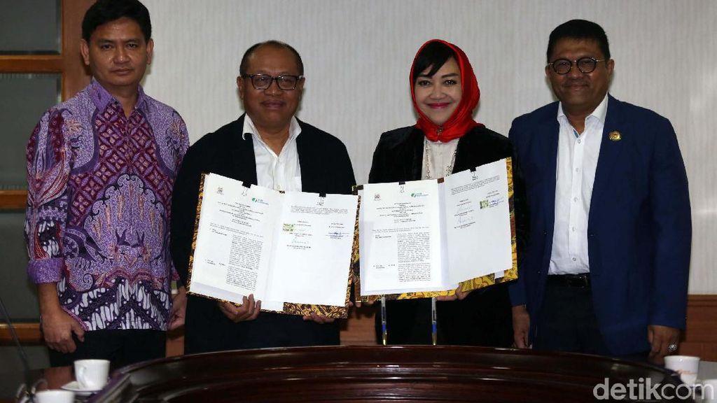 BP Jamsostek Gandeng Ikatan Notaris Indonesia