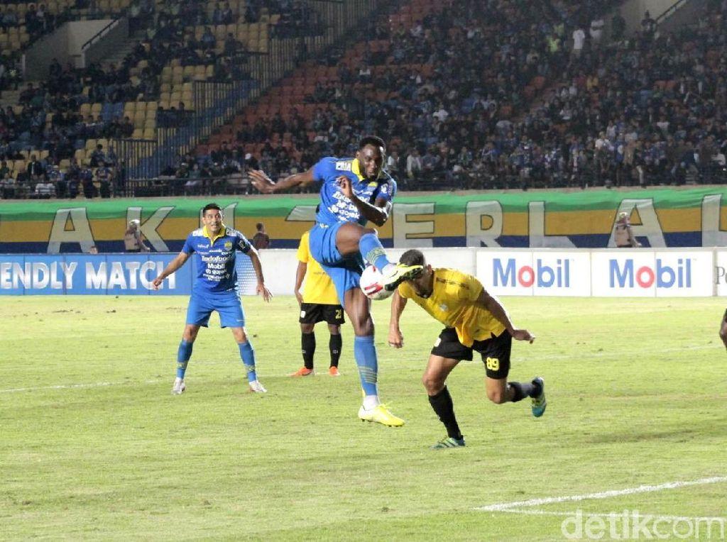 Persib Vs Barito Putera: Vizcarra Dua Gol, Maung Bandung Menang 2-1