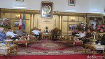 Kunker ke Sulsel, DPD RI Pertanyakan Regenerasi Petani ke Gubernur