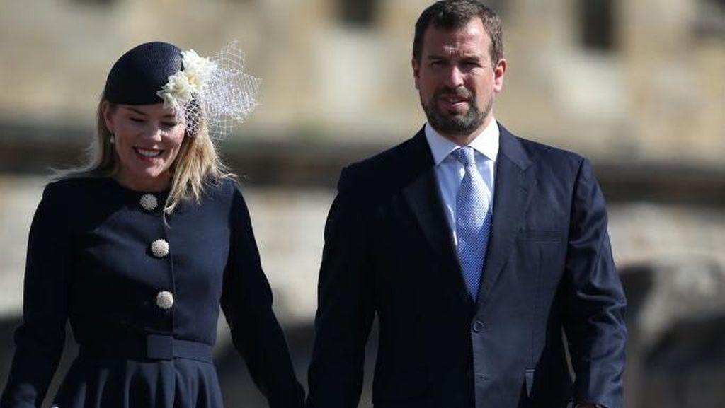 Sosok Autumn, Wanita yang Kabarnya Cerai dari Cucu Kesayangan Ratu Elizabeth