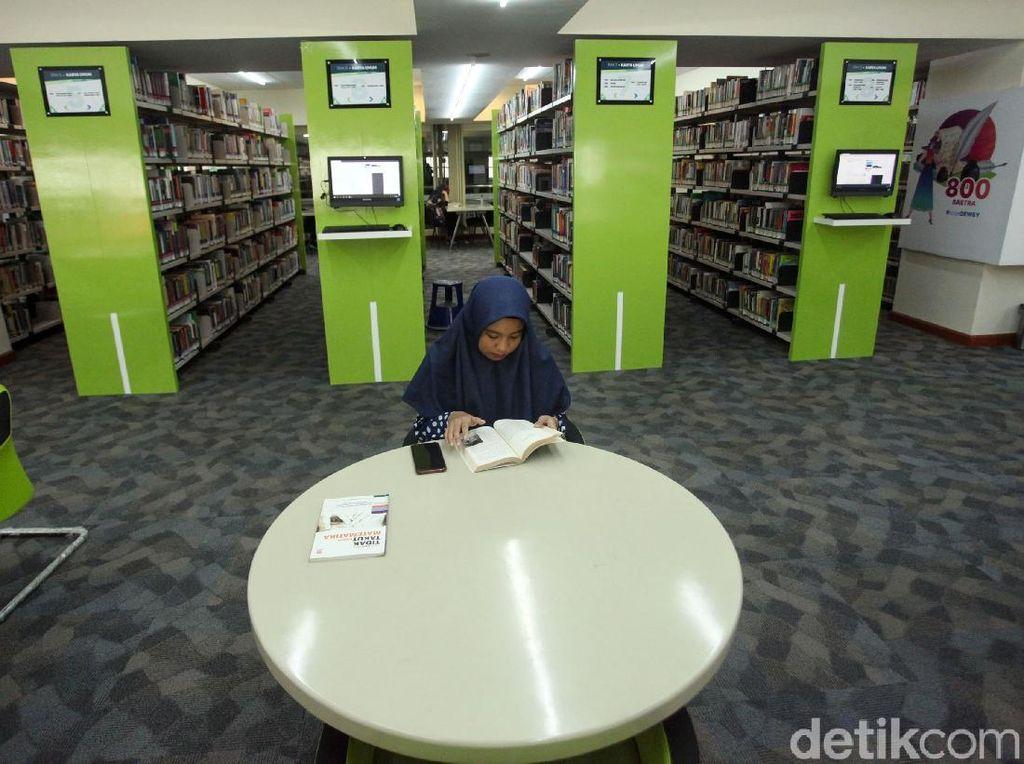 Cara Meminjam Buku di Perpustakaan Kemendikbud