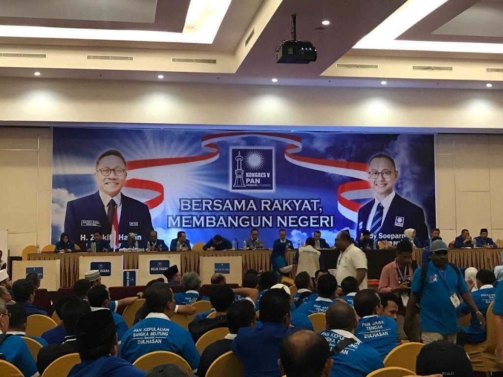 Amien Rais Pelototi Voting Ketum PAN, 22 DPD Tak Punya Hak Suara