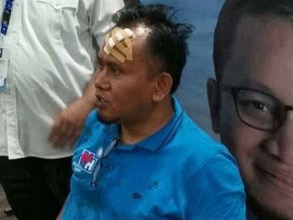 Ricuh Kongres PAN, Kepala Ketua DPD PAN Banyuwangi Bocor