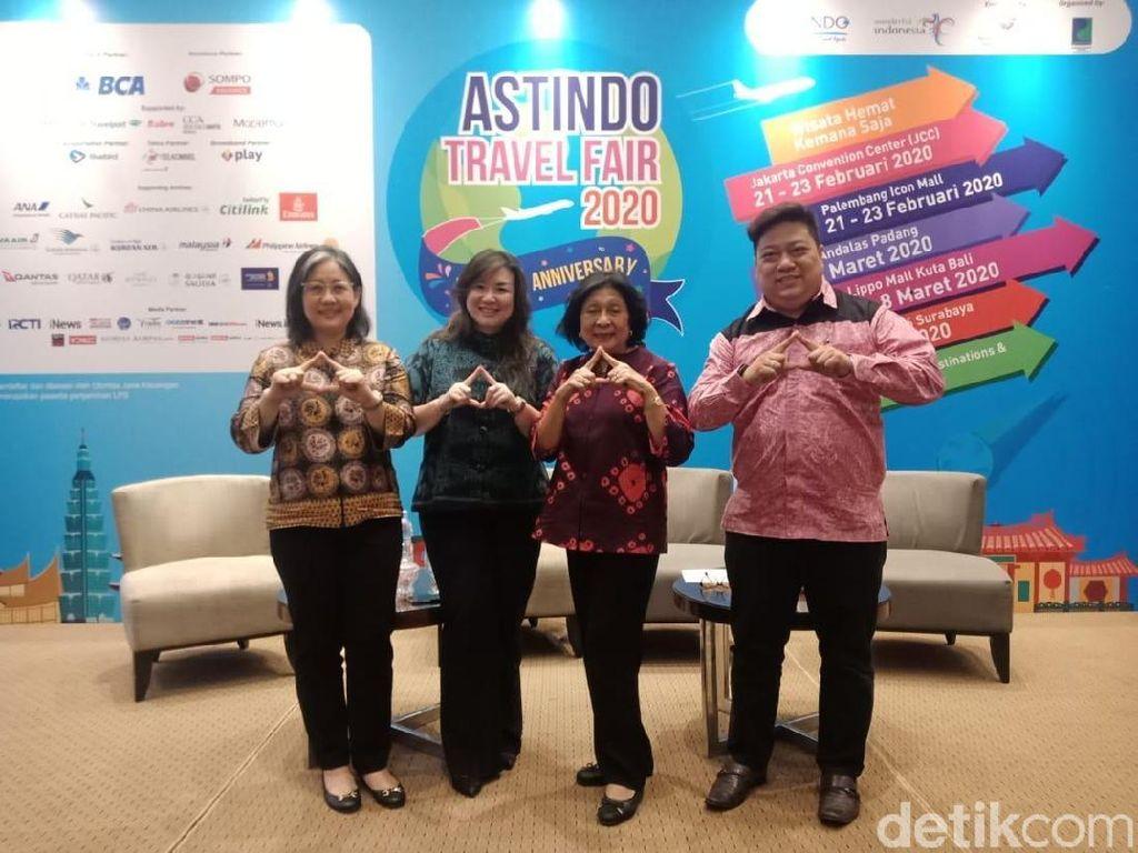 Astindo Travel Fair 2020 Tawarkan Promo Tiket & Paket Wisata Murah