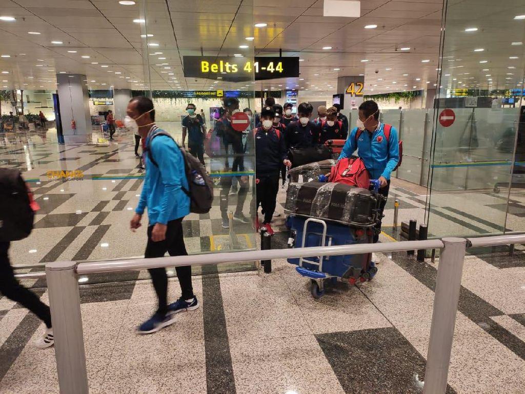 Waspada Virus Corona, PSM Makassar Dititipi Banyak Pesan dari Tim Dokter