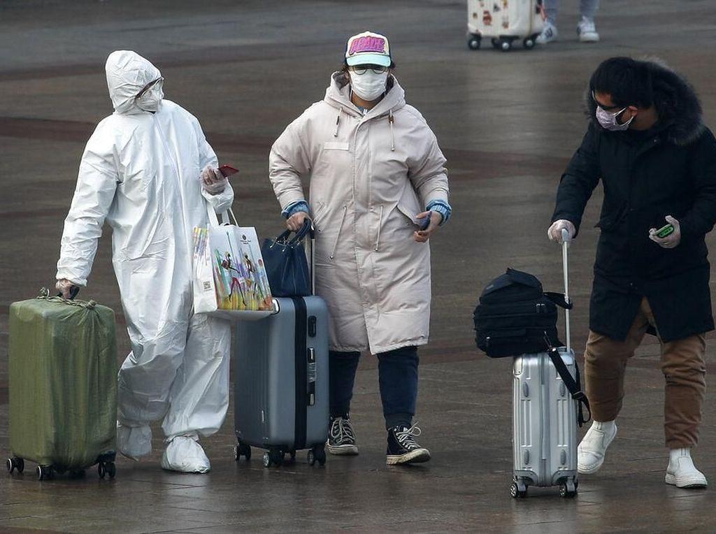 Karena Corona, Pengunjung dari China Dilarang Masuk Pameran MWC Barcelona