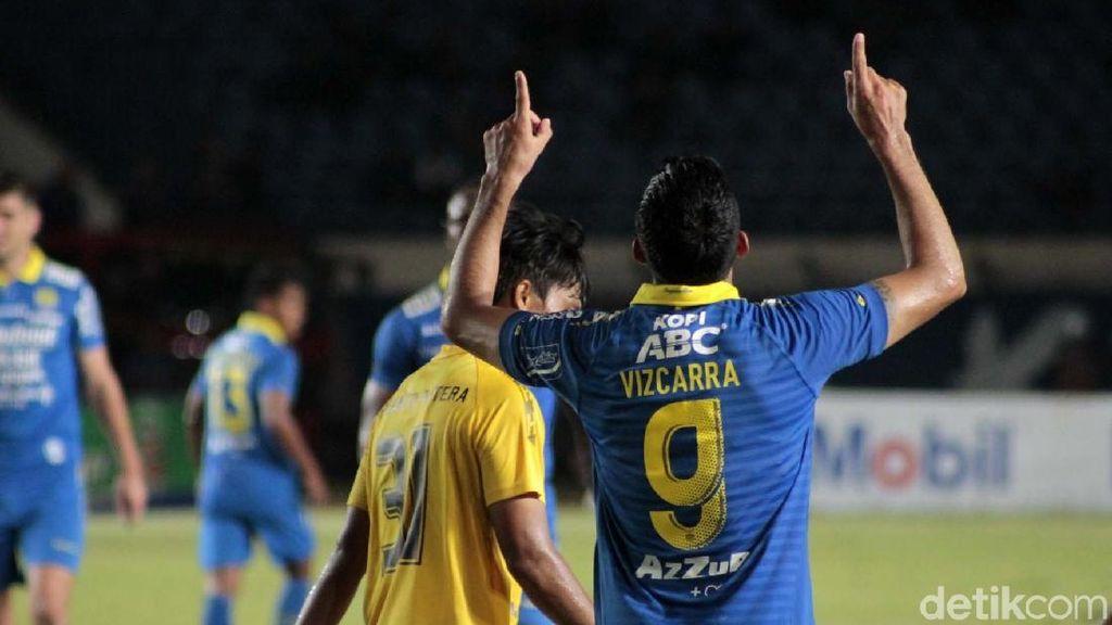 Persib Bandung Hajar Barito Putera