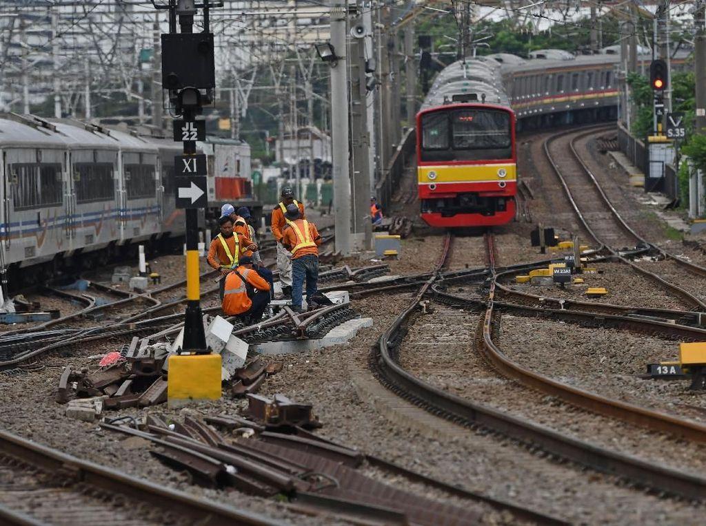 Kata Penumpang soal Stasiun Manggarai Mau Gantikan Gambir