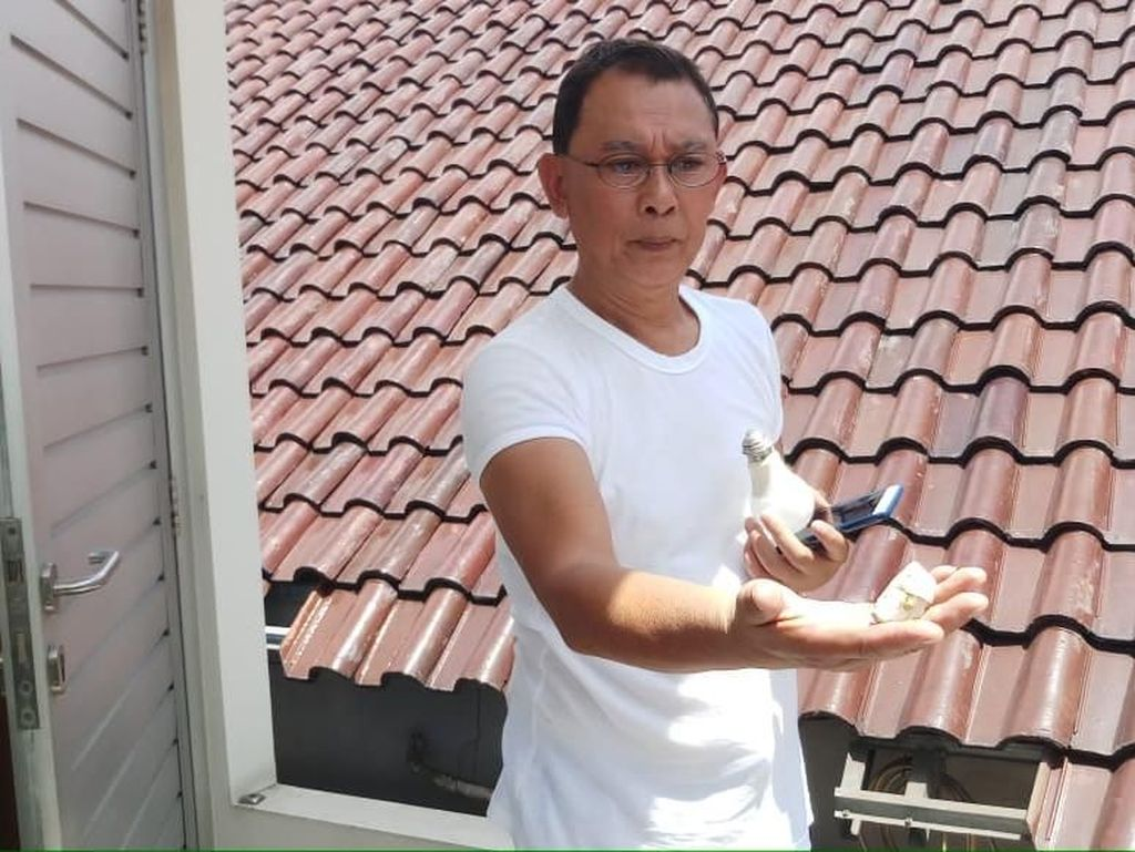 Cerita Warga Panik Saat Gardu Induk PLN Cawang Meledak: Kami Kira Bom
