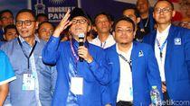 Foto: Zulkifli Hasan Kembali Pimpin PAN