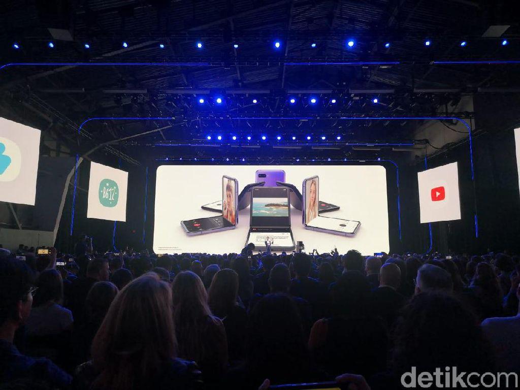 Dibanderol Rp 21,8 Juta, Galaxy Z Flip Ludes Dipesan