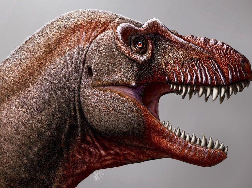 Ilmuwan Temukan Dinosaurus Baru yang Dijuluki Malaikat Maut