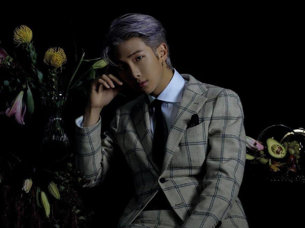 Curahan Hati RM Kenang Perjalanan 7 Tahun Bareng BTS