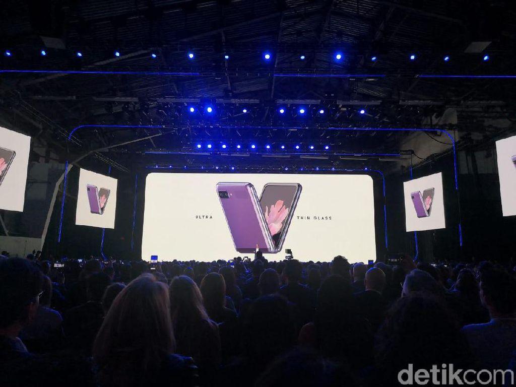 Lebih Pede, Samsung Ingin Jual 2,5 Juta Unit Galaxy Z Flip