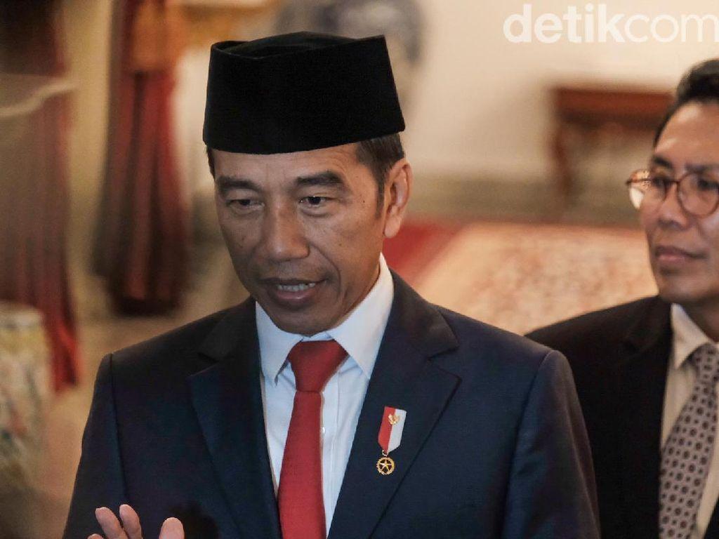 Jokowi Pakai Istilah ISIS Eks WNI