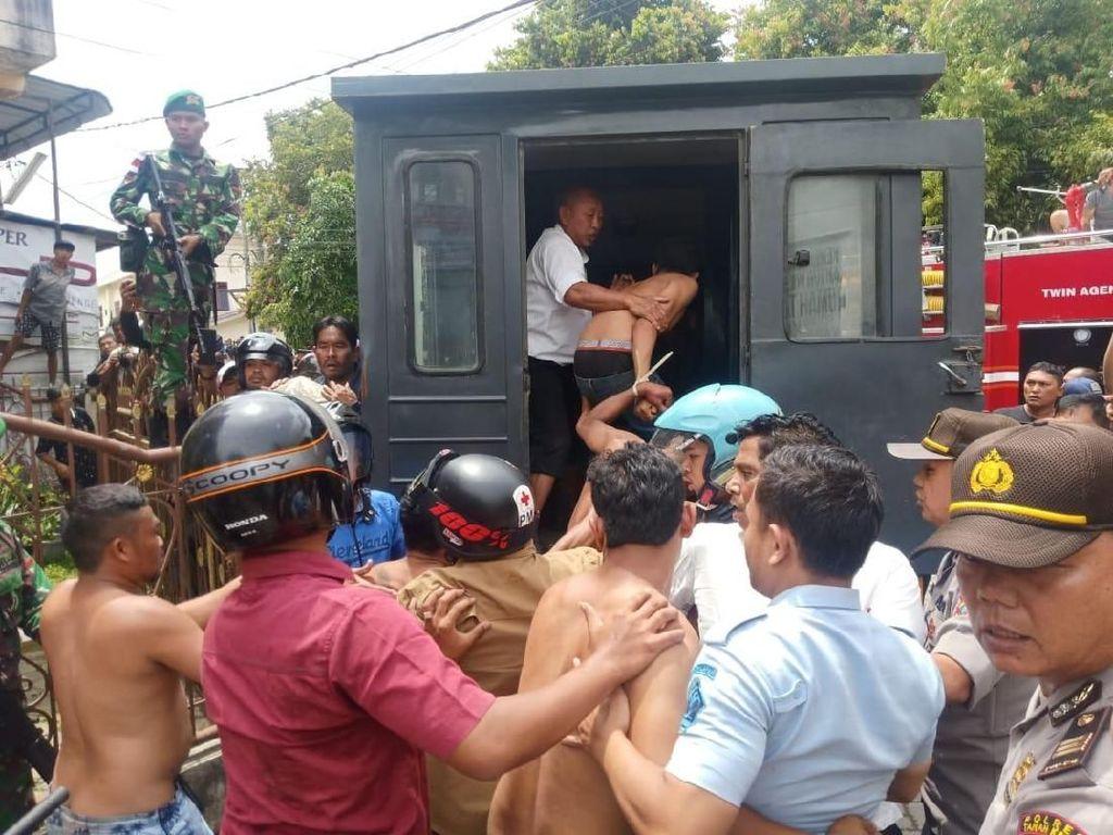 Rutan Kabanjahe Rusuh, Polisi Pastikan Tak Ada Korban