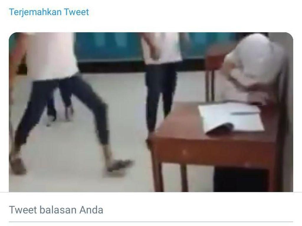 Tentang Aksi 3 Siswa Pukul-Tendangi Siswi SMP yang Kini Diusut Polisi