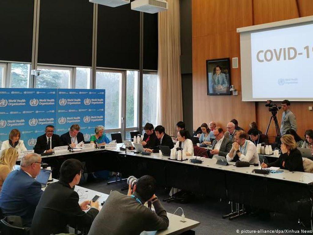 WHO Juluki COVID-2019 Musuh Publik Nomor 1